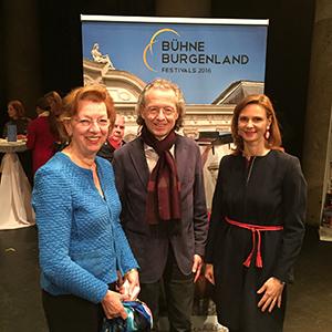 Pressekonferenz der Bühne Burgenland 2016