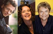 Robert Lehrbaumer, Angelika Kirchschlager, Alfred Dorfer