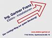 Logo Elektro Gartner