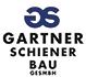 Logo Gartner Schiener Bau