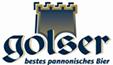 Logo Golser Bier