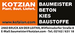 Logo Kotzian Bau