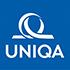 Logo Uniqa blau