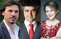 Russi Nikoff, Mahdi & Angelika Niakan