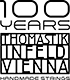 Logo 100 Years Thomastik Infeld