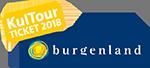 Logo Kultour-Ticket Burgenland 2018