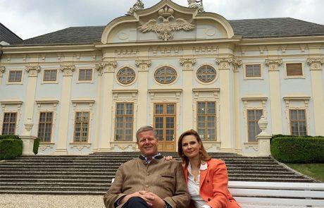Graf und Gräfin Königsegg