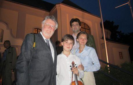 Orchesterkonzert im August 2012